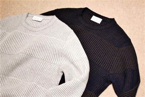 MICHELACCI DANILO Crew Neck Knit
