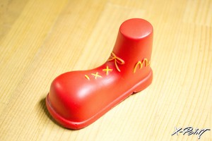 USA限定 MacDonald Antenna Topper