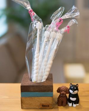 プチぐるぐる歯ブラシ
