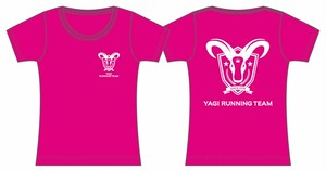 YRTオフィシャルTシャツ(レディースXライン)