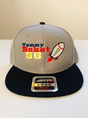 【C-12】Tommy Roket96 CAP(2)