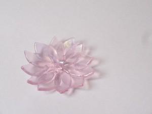お花のトレイ(PINK)