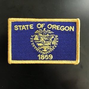 """STATE OF OREGON "" ワッペン"