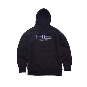 CONTROLLER PULLOVER HOODIE (BLACK)