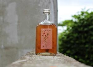 juniper Berry Elderflower CORDIAL & 沖縄県産ローズのシロップ 2本セット販売になります