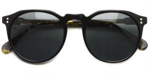 REMMY color*  Black + Matte Brindle Tortoise (Polar)  / RAEN optics