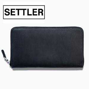 SETTLER(セトラー) CLUTCH PURSE(クラッチパース) BLACK(ブラック)