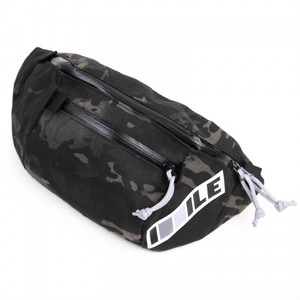 ILE CATEGORY ONE / mini messenger (multicam black)