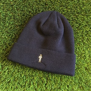 【FUCKING AWESOME】 -ファッキングオーサム-CORNERMAN BEANIE NAVY