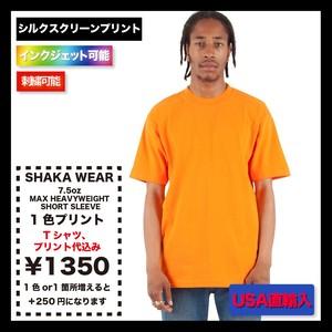 SHAKA WEAR 7.5ox Max Heavyweight Short Sleeve (品番MaxHeavy_SS)