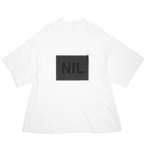 640CPM10-OFF / NIL パッチTシャツ