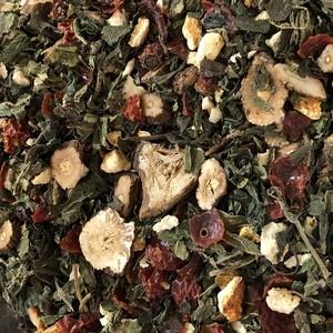 有機薬草茶 産前産後(茶葉量り売り50g以上ご注文専用:10g単位)
