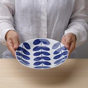 aoba 21cm丸皿【波佐見焼き】