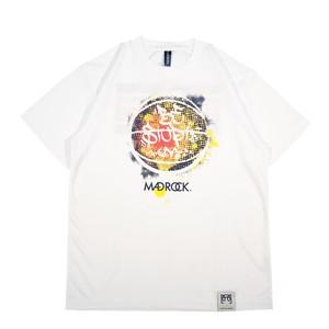 マッドロック -Be Stupid-Tシャツ/ドライタイプ/ホワイト/MADROCK-Be Stupid-TEE