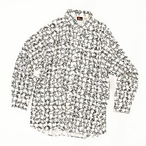 MASSES BRUSH SHIRT / 11920130