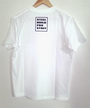k.w.g.c. デザインTシャツ #004 シンプルロゴ BK WH