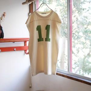 【PHEENY2021ss】Football n/s tee