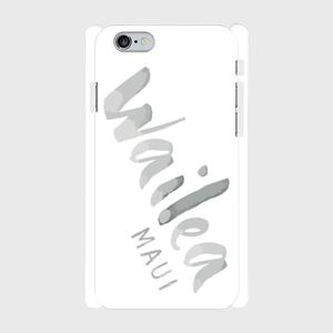 wailea/MAUI(ホワイト)(iPhone5/5s/5c/6/6s/7/SEケース)