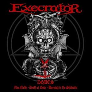 EXECRATOR『Demos』 CD