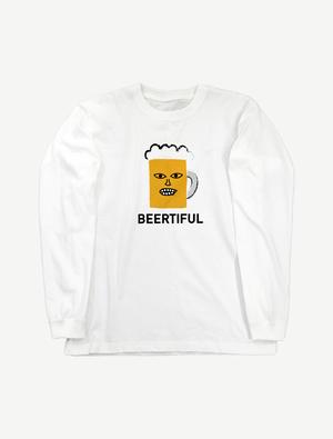 【BEERMAN】ロングスリーブTシャツ