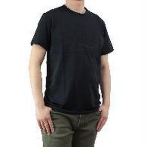 ヒューゴ・ボス (HUGO BOSS) TEE 9 メンズ クルーネック Tシャツ 50329641 10175216 001 ブラック サイズ(#M)