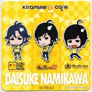 浪川大輔 コースター セガコラボカフェ Kiramune cafe