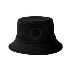 ILL IT - bouquet logo bucket hat (BLACK) -