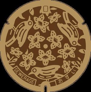 WoodyManholeCoasterⓇ 兵庫県 加東市 【旧】社町
