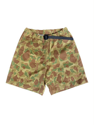 【SALE】COOCHUCAMP クーチューキャンプ HAPPY SHORTS CAMO柄