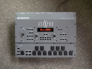 "ENSONIQ ASR-X pro ""GRM"" custom by ghostinmpc"