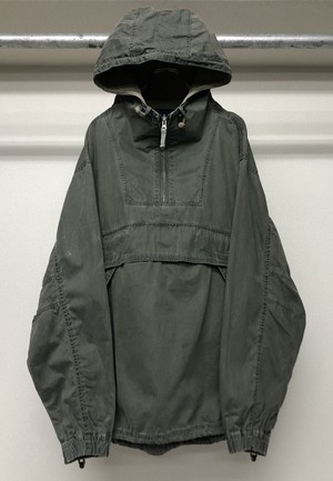 1990s GAP MILITARY  ANORAK PARKA