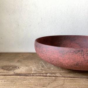 6寸鉢(赤)