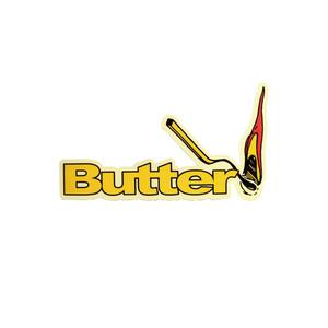 BUTTER GOODS MATCH LOGO STICKER