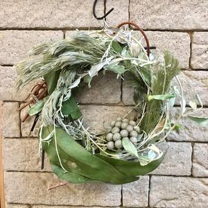 Smoky green Wreath