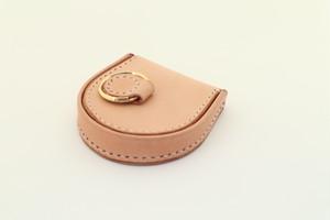 馬蹄型コインケース「Ring」 ※ロゴなし