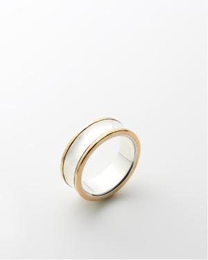 【GIGI】Gold line ring