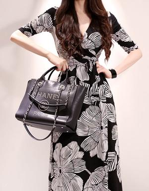 【送料無料】ドレス ワンピース ロング カラバリ豊富 エレガントスタイル