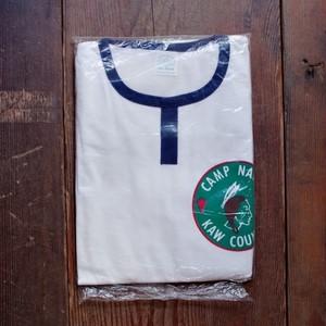 "N.O.S 1960s OFFICIAL ""BSA"" Ringer T-Shirt / デッドストック ヴィンテージ チョコチン リンガー Tシャツ"