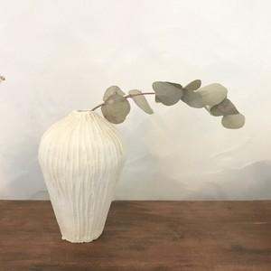 花器 中/ ceramic studio Wol