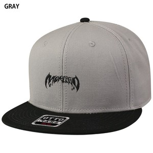【TITI FREAK MORCEGO CAP】GRAY