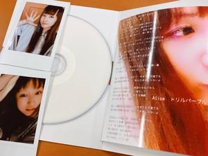 「Alice  CD-R + チェキ」セット