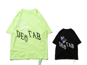 DEMARCOLAB|IN VISIBLE NOISE TEE