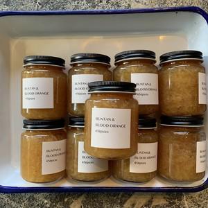BUNTAN&BLOOD ORANGE jam 45epices made