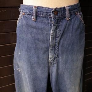 """70's """"BIG MAC"""" Painter Pants / 70年代 [ビッグマック] ペインターパンツ"""