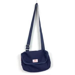 BAG'n'NOUN × Sunbrella / バッグンナウン   スナップボタンショルダーバッグ   ネイビー