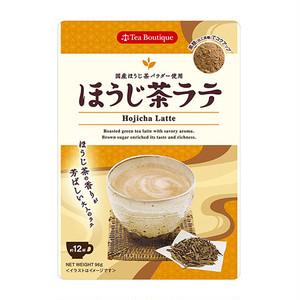 ほうじ茶ラテ 約12杯分 Tea Boutique 日本緑茶センター