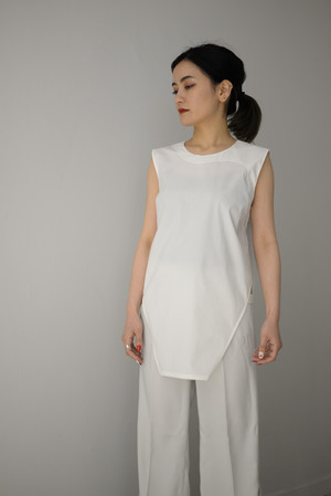 HATRA /  EQUILIBRE TANK BLOUSE