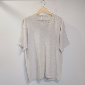 "GAP 1990's T-Shirts SizeL ""V-Neck"""