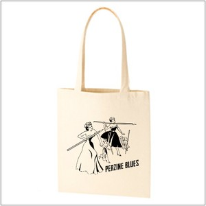 Perzine Blues Totebag
