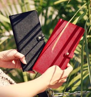 パスポートケース 【型押し】